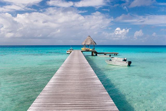 Остров Рангироа Французская Полинезия FO/JI1JKW DX Новости