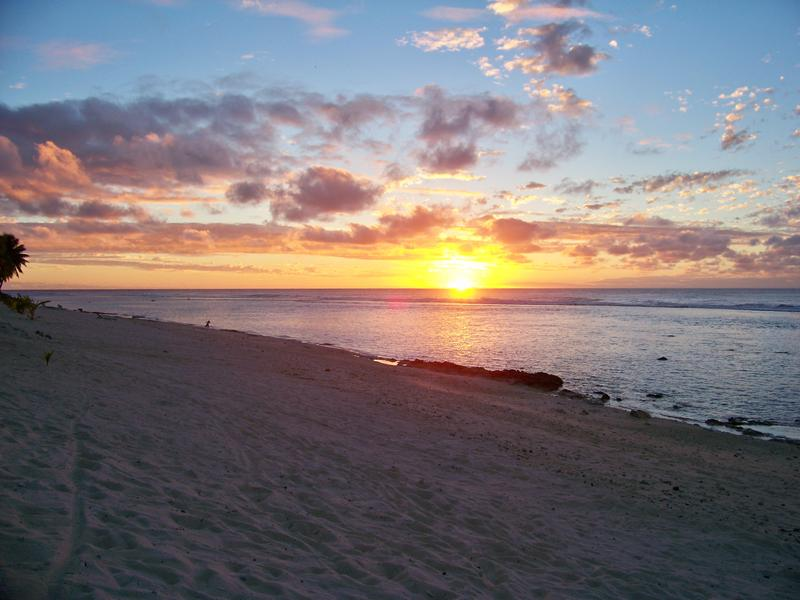 Rarotonga Island E51DXX
