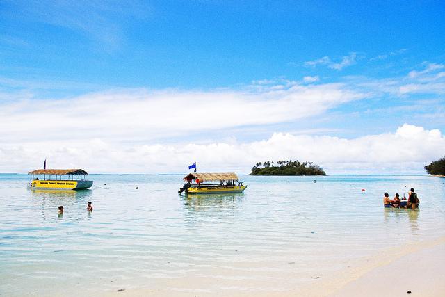 Rarotonga Island Cook Islands E51EWP