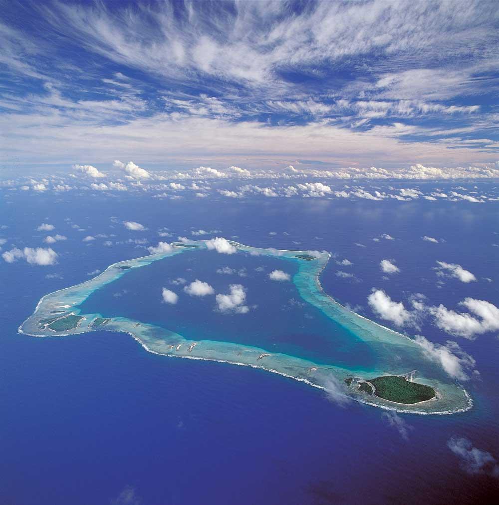 Rarotonga Island DX News E51HRX