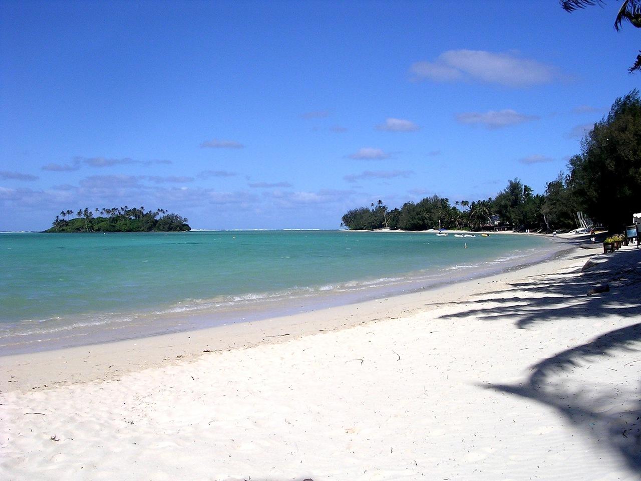 Rarotonga Island E51AAR