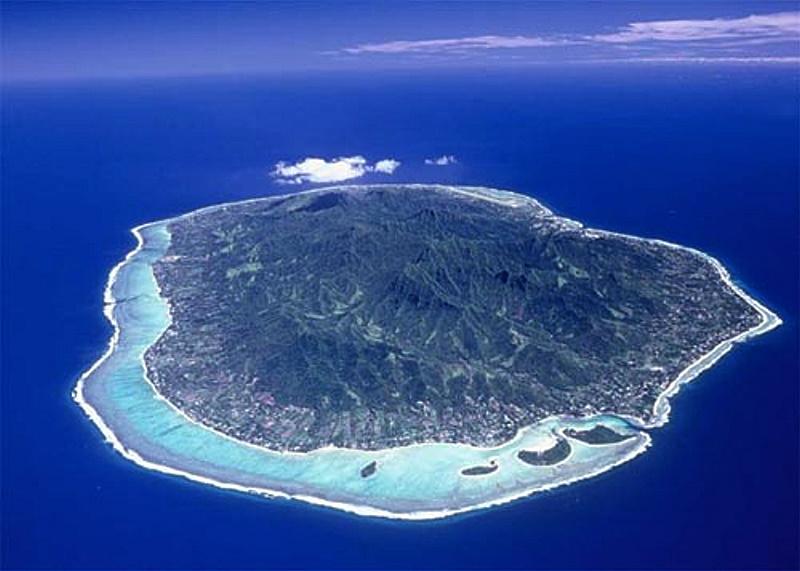 Rarotonga Island E51EWP