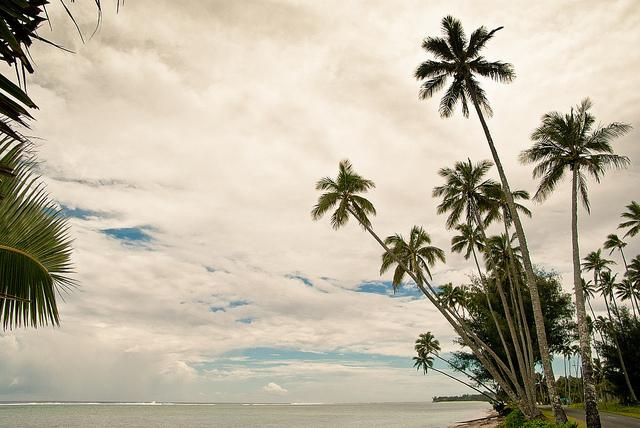 Rarotonga Island E51FOC E51AGY