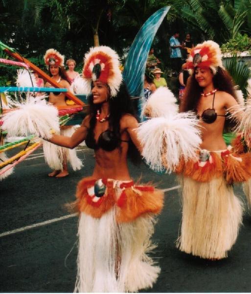 Rarotonga Island E51HRX