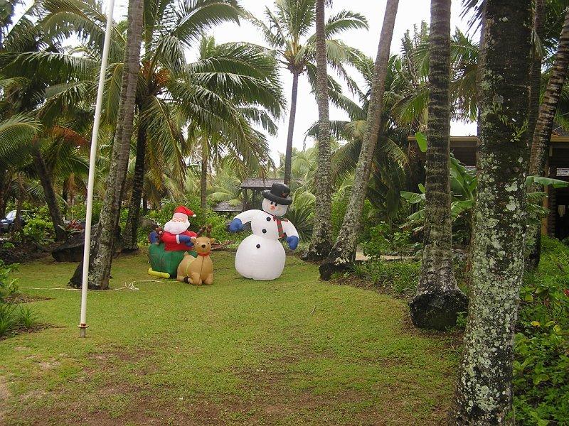 Rarotonga Island E51NNV