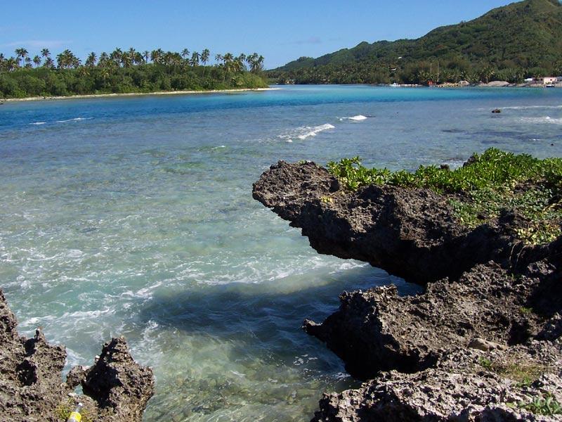 Rarotonga Island E51SC