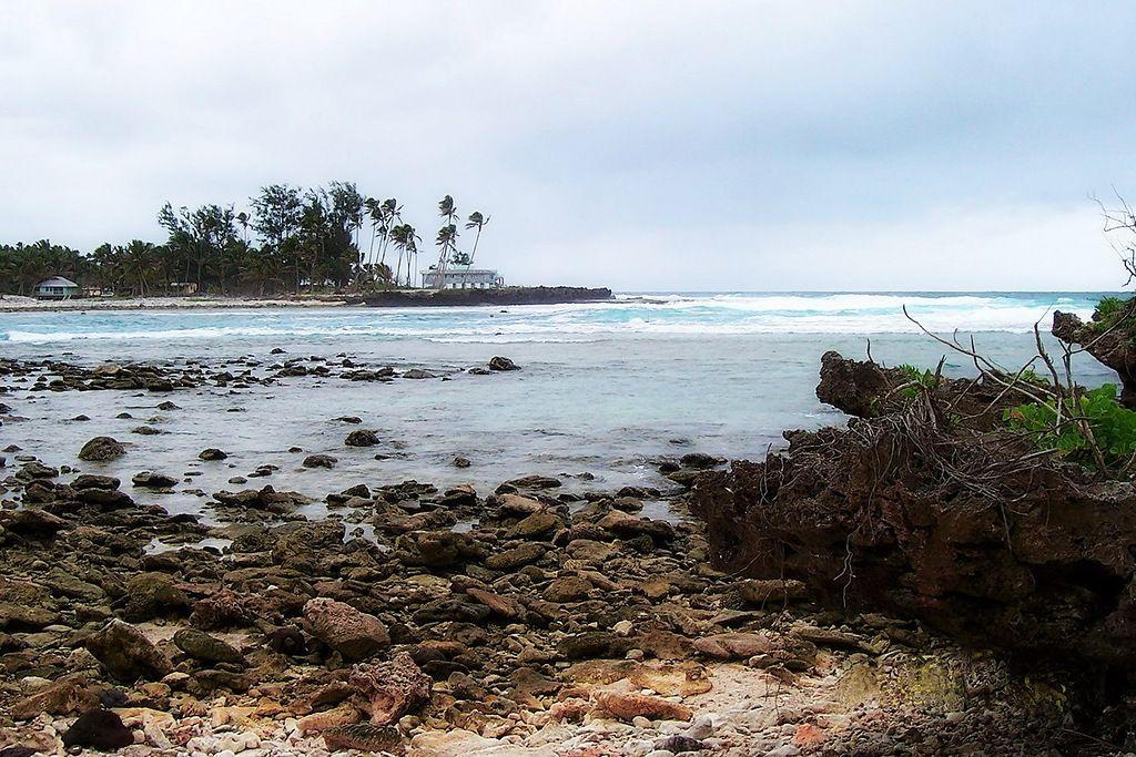 Остров Раротонга E51CDW