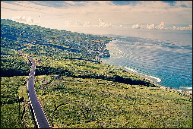Остров Реюньон FR/HB9LCA