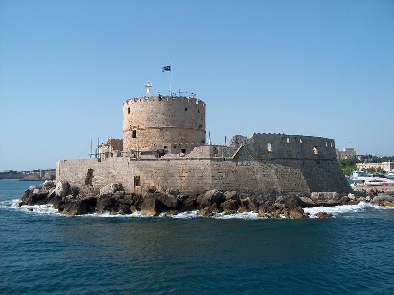 Rhodes Island SV5/DJ5MN Tourist Attractions