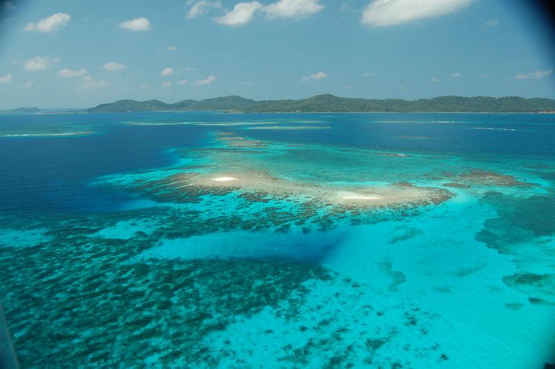 Roatan Island HR9/AI5P
