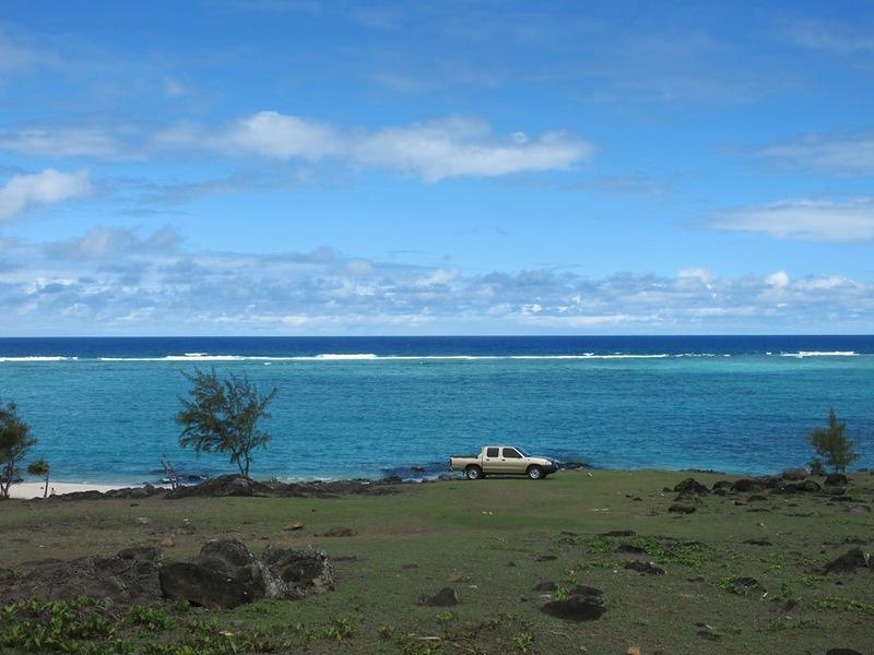 Остров Родригес 3B9SP