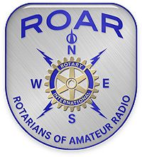 Радиолюбительская служба Rotary International A35RT