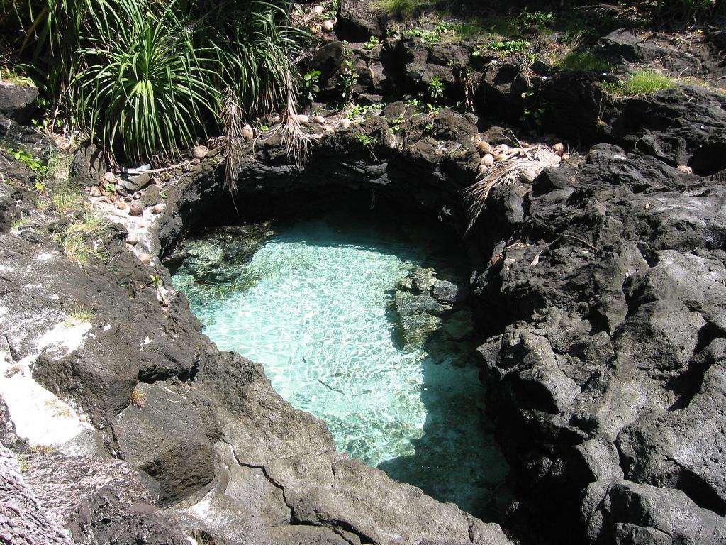 Остров Ротума 3D2CJ Вулканический Риф