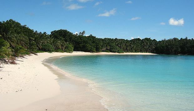 Остров Ротума 3D2CJ Пляж