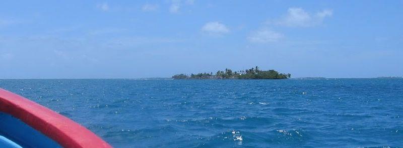 Round Cay Island Belize V31DT V31AB