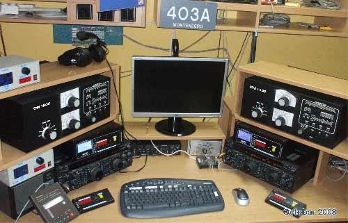 4O3A Contest station