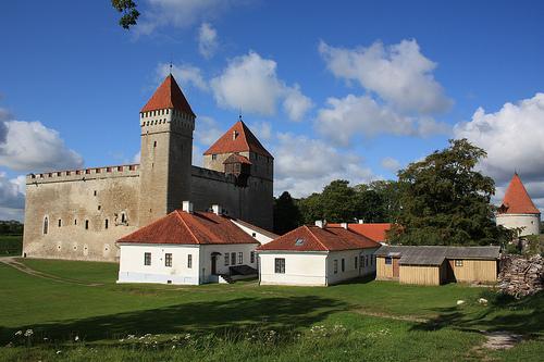 Saaremaa Island ES0U
