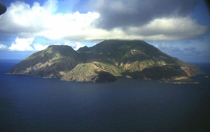 Остров Саба PJ6/G4IUF 2012