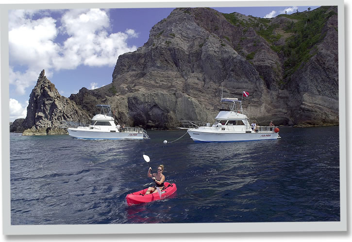 Saba Island PJ6D DX News