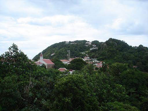 Остров Саба PJ6T