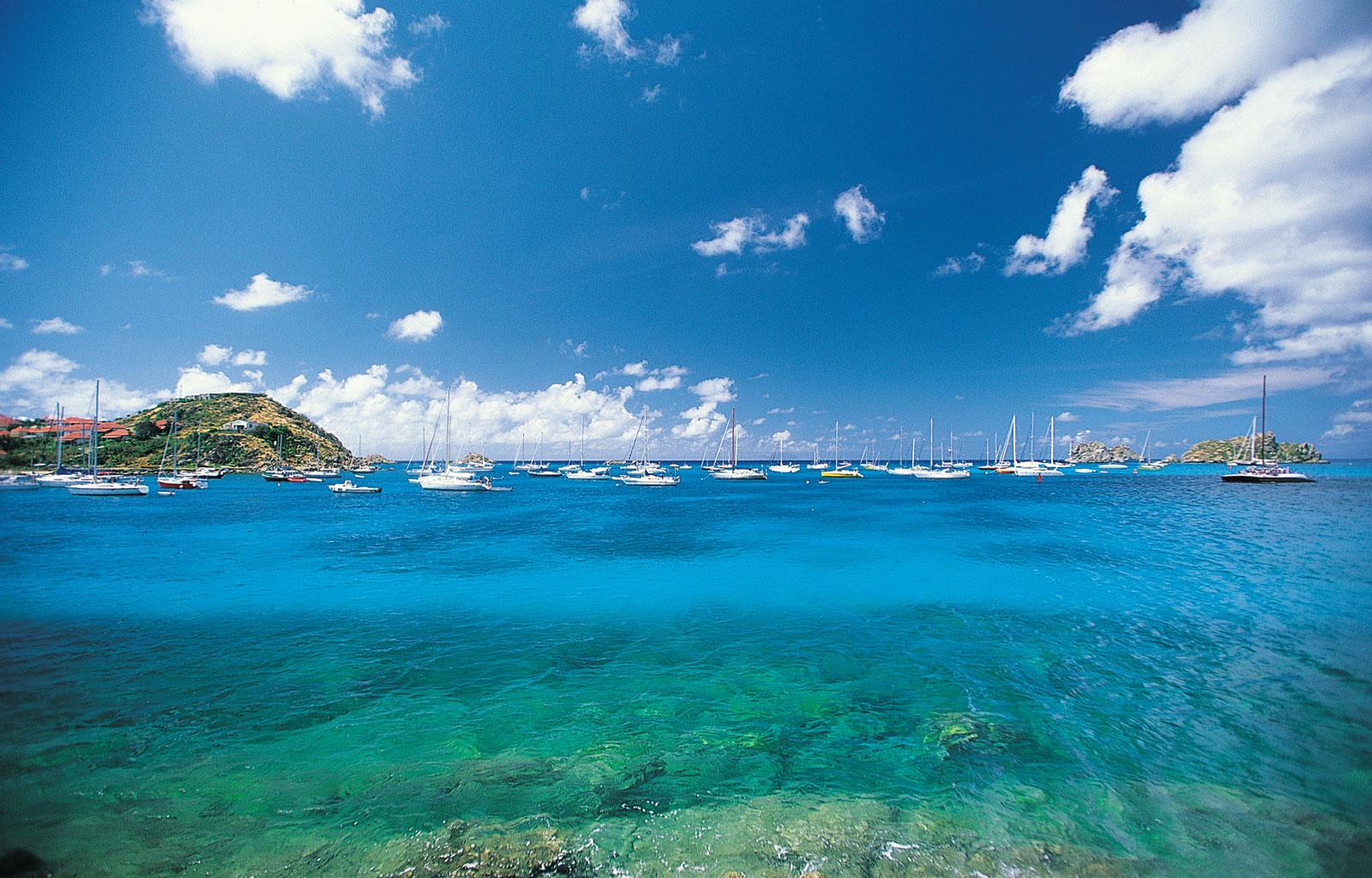 Saint Barthelemy Island FJ/DL7AFS