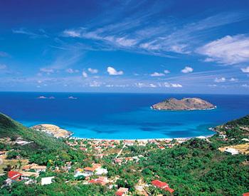 Saint Barthelemy Island DL7AFS