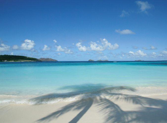 Saint Barthelemy Island TO2D