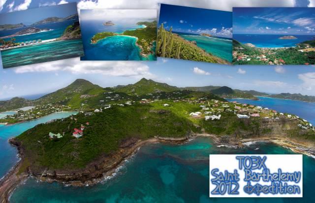 Saint Barthelemy Island TO3X