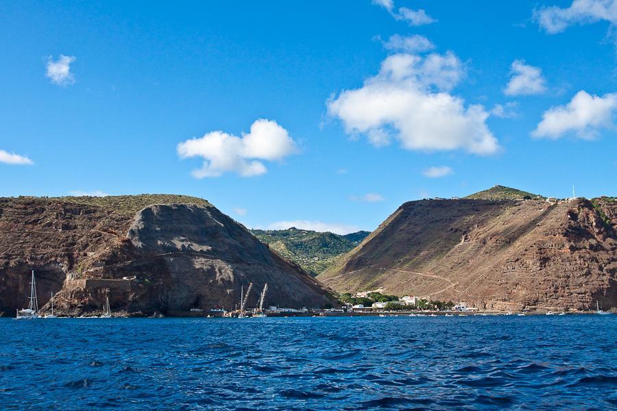 Остров Святой Елены ZD7LP