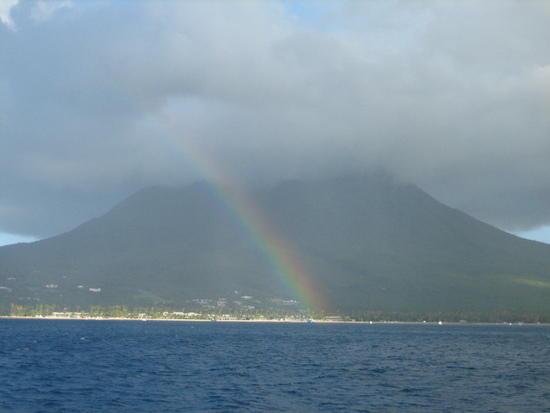 Остров Сент Китс