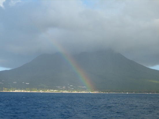 Saint Kitts Island