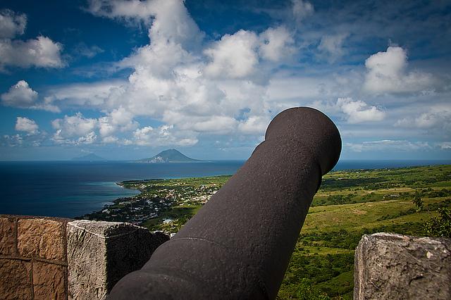 Острова Сент-Китс и Невис V47T V47NT