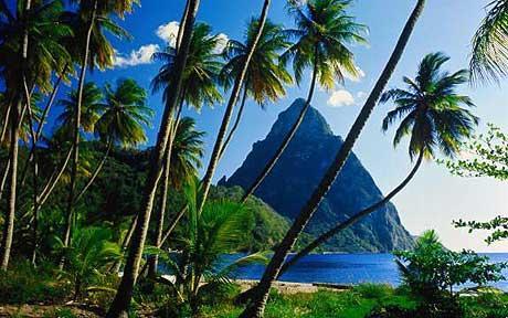 Saint Lucia Island DX News J6/K4MK