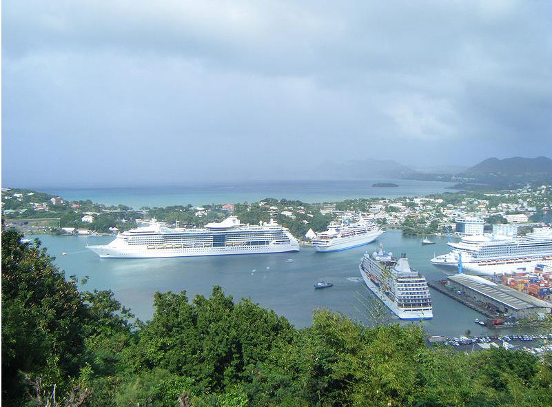 Saint Lucia Island DX News J68UN