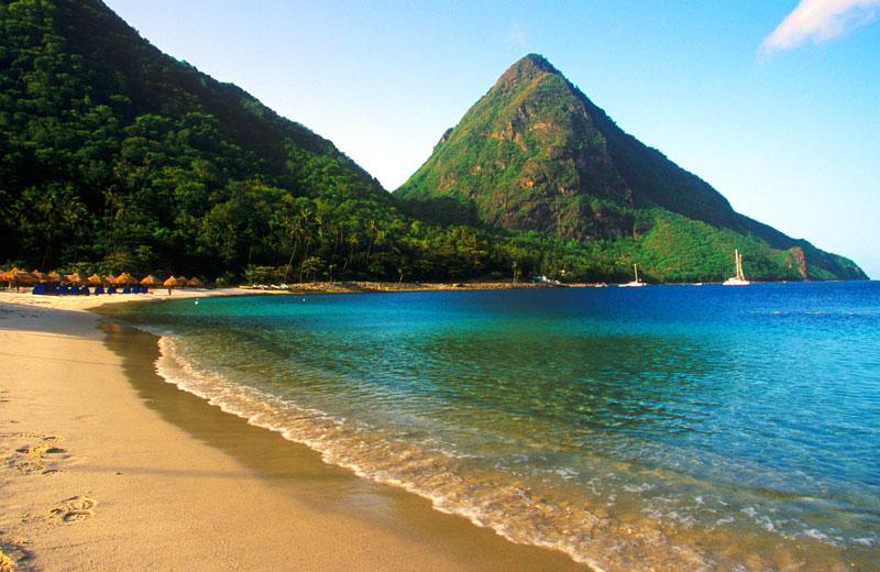 Saint Lucia Island J6/G3PJT