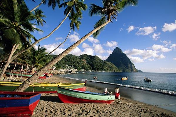 Saint Lucia Island J6/N4LA
