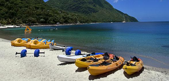 Saint Lucia Island J68IT