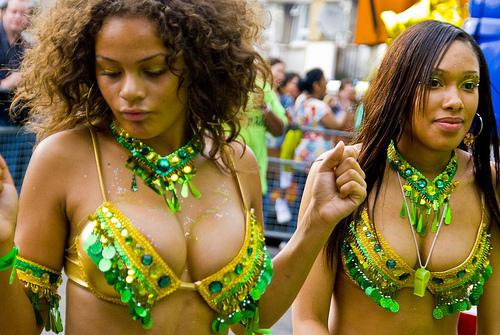 Saint Lucia Island Carnival J6/G3PJT