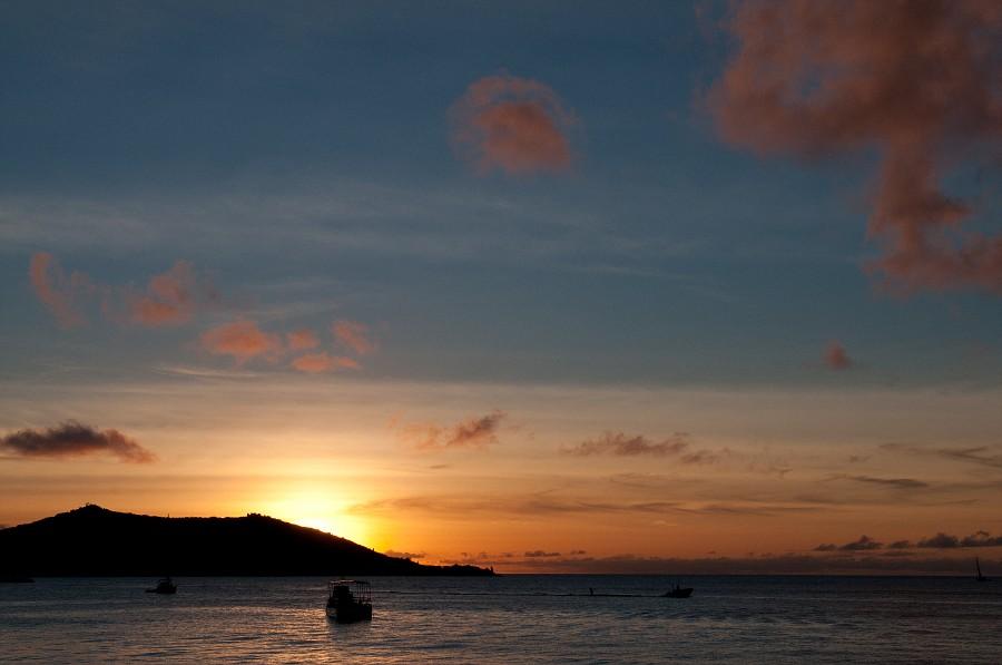 Saint Martin Island FS/G3SXW