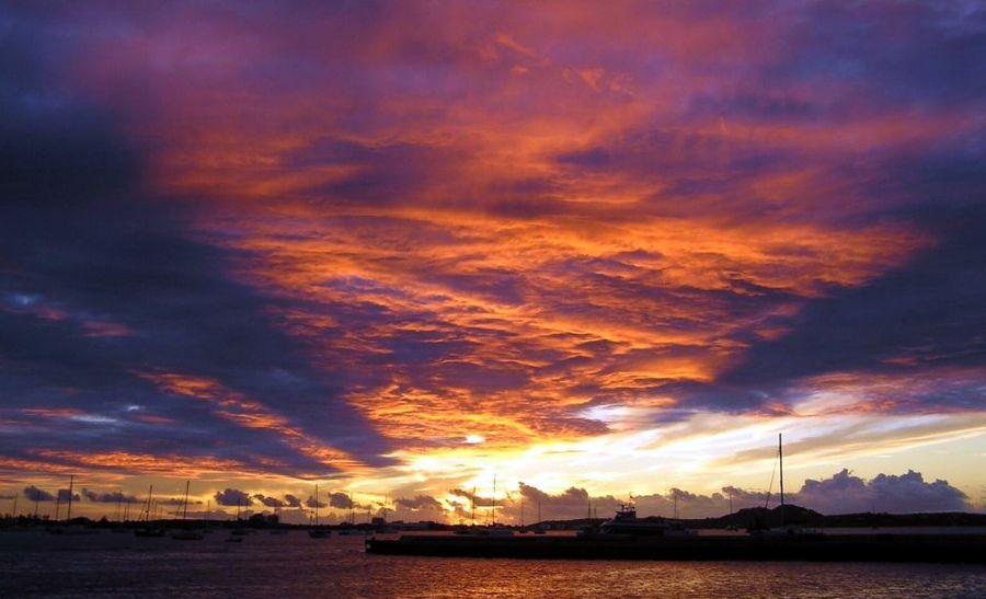 Остров Сен Мартен FS/W7NZJ Туристические достопримечательности
