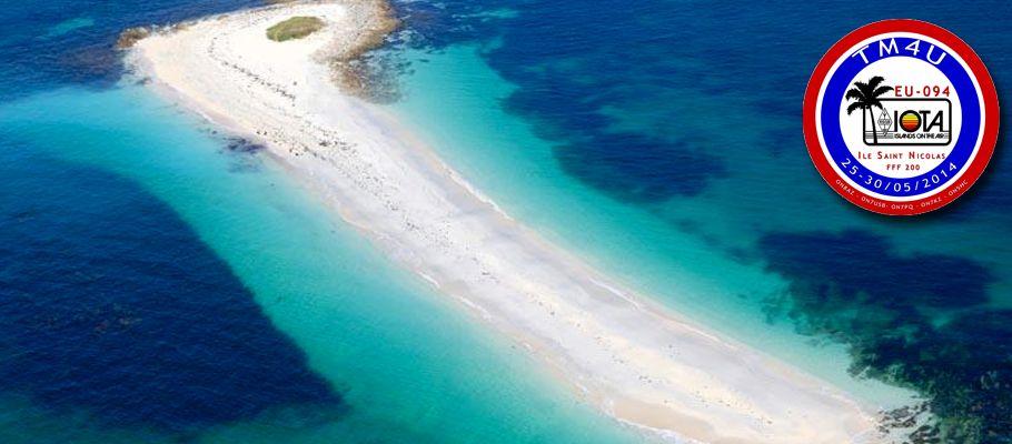 Ile Saint Nicolas Glenan Islands TM4U