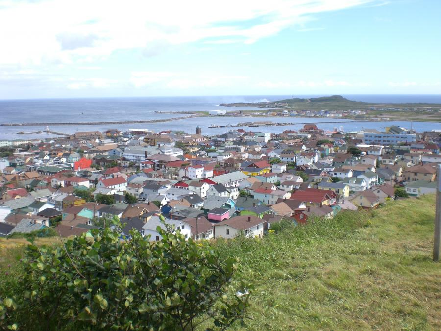 Saint Pierre and Miquelon Islands FP/VA2WA