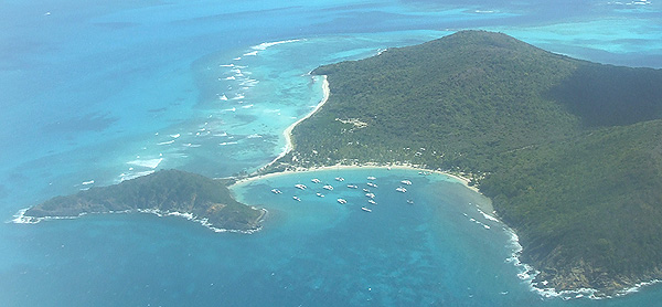 Saint Vincent and Grenadines Island J8/JA7SGV DX News