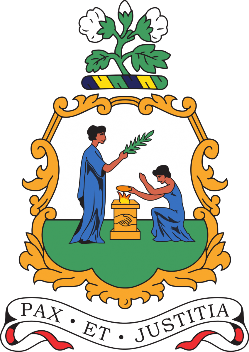 Saint Vincent and Grenadines Coat of Arms Saint Vincent and Grenadines
