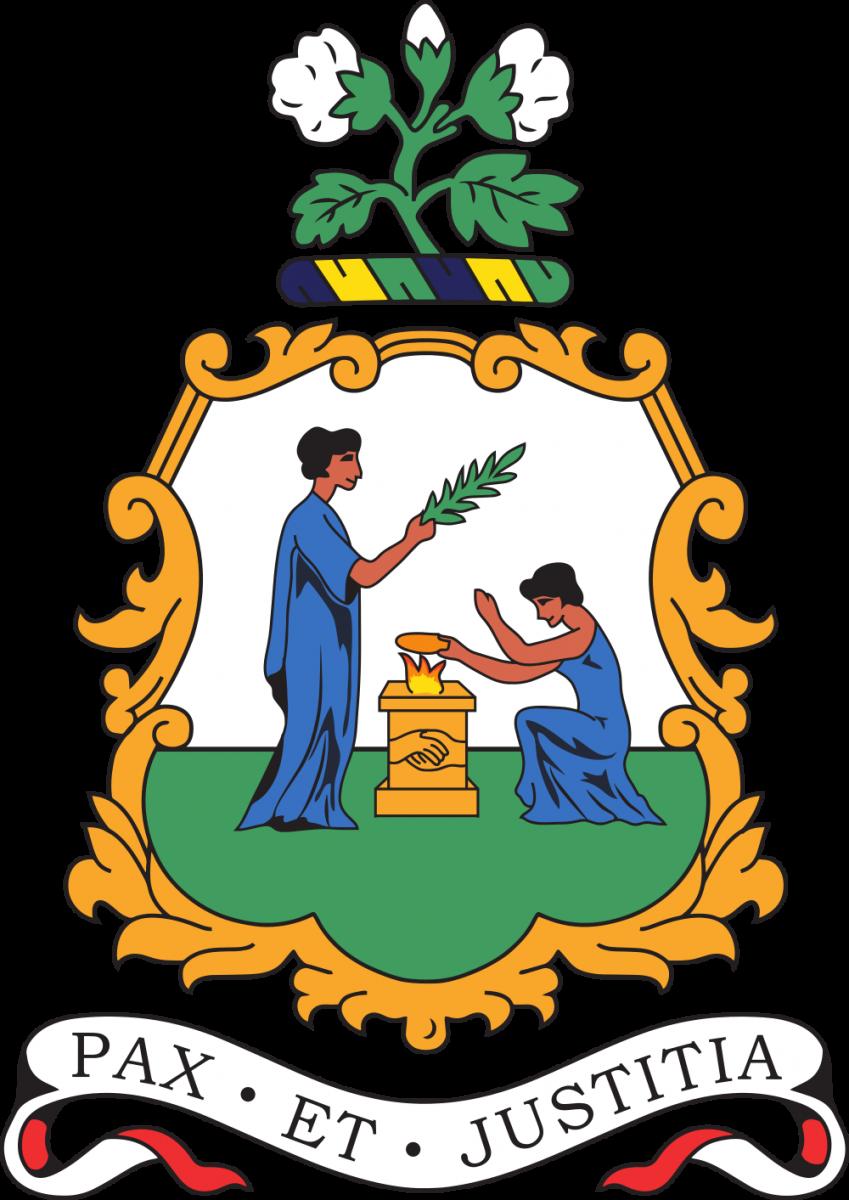 Острова Сент Винсент и Гренадины Герб Островов Сент Винсент и Гренадины