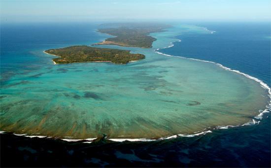 Остров Сент Мари Мадагаскар 5R8IC