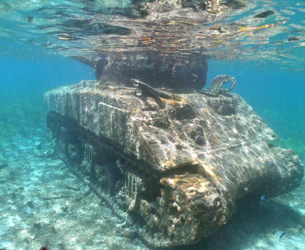 Остров Сайпан WH0DX