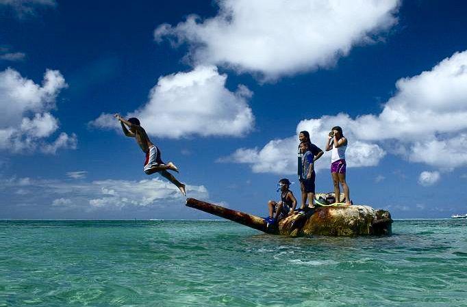Saipan Island DX News W6KNH/KH0