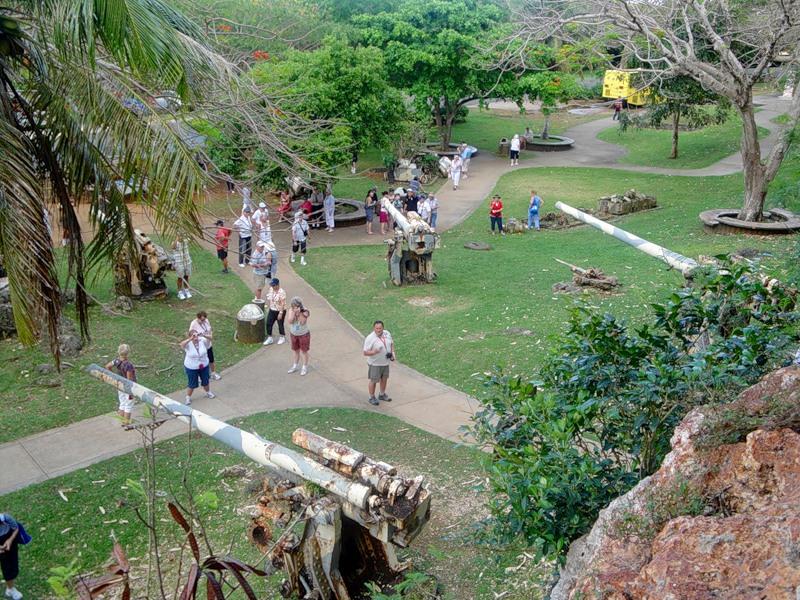 Saipan Island KH0WJ