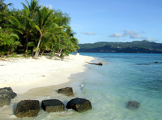 Остров Сайпан WH0/WH7C